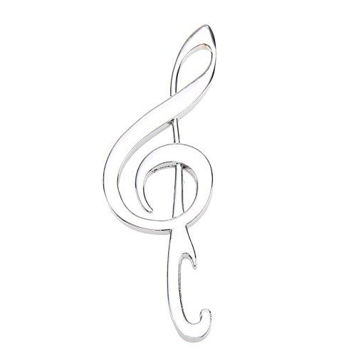 Demiawaking Creativo Apribottiglie a Forma di Nota Musicale Regalo di Matrimonio Compleanno Decorazione per Matrimonio