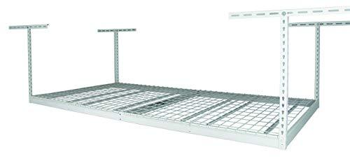Factory Seconds Safe Racks - 4x8 Overhead Garage Storage Rack Heavy Duty (12