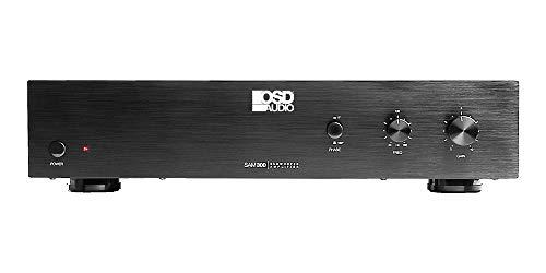 OSD Black 300W Mono-Signal Subwoofer Amplifier w/Auto Sensing - BK-SAM300
