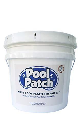 Pool Patch White Pool Plaster Repair Kit, 25-Pound, White