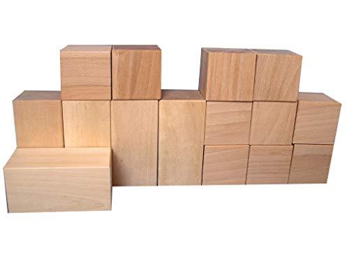 Baukid Holzbauklötze ZUBEHÖRSET 2