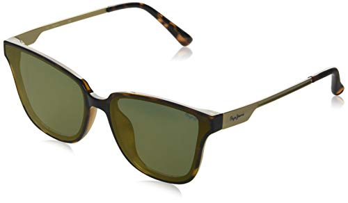 Pepe Jeans Sunglasses Luna Gafas, Tortoise, 61/16-145 para Mujer