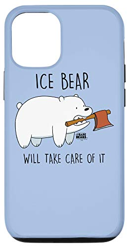 iPhone 12/12 Pro We Bare Bears Take Care of It Case