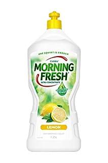 Morning Fresh Super Concentrate Lemon Dishwashing Liquid, 1.25 liters (B0795W7B9F) | Amazon price tracker / tracking, Amazon price history charts, Amazon price watches, Amazon price drop alerts