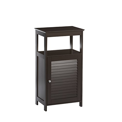 RiverRidge Ellsworth Single Door Floor cabinet, Espresso