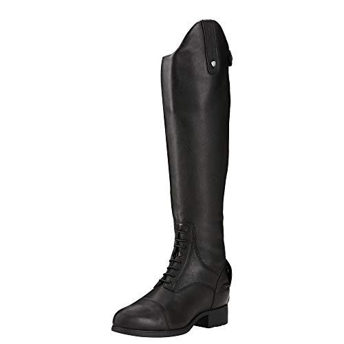 ARIAT Damen Winterreitstiefel Bromont PRO Tall H2O Insulated, schwarz, 6 (39)/FM