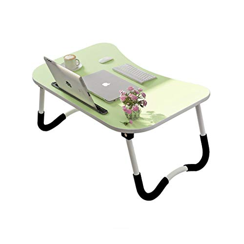 LBYMYB Mesa de cama portátil plegable para el desayuno portátil escritorio multifuncional mesa plegable