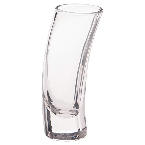 東洋佐々木ガラス 変形ショットグラス 花かざり