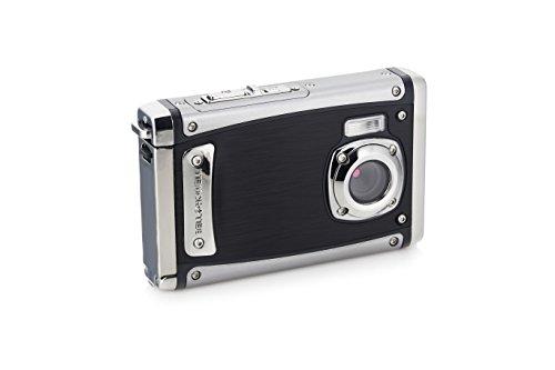 """Bell+Howell WP20-BK Splash3 20 Mega Pixels Waterproof Underwater Digital Camera with Full 1080p HD Video, 2.4"""" LCD & 8X Digital Zoom, Black"""