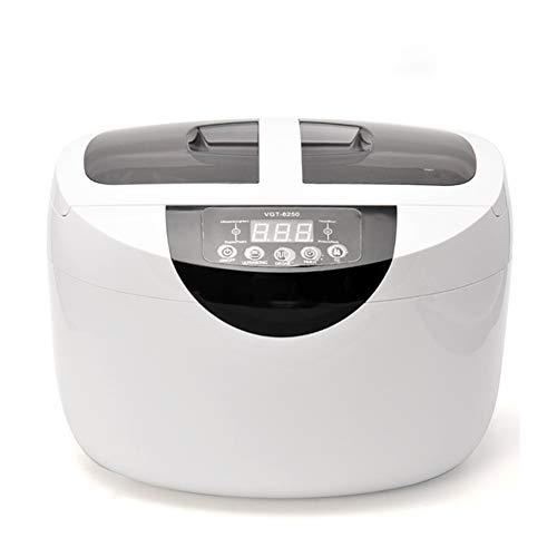 DHINGM Mini Compacto Lavavajillas Limpieza ultrasónica, 5 Tiempo de Ajuste del Ejercicio, ABS plástico…