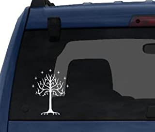 Tree of Gondor Decal Sticker From Lord of the Rings for Car Window, Laptop (23