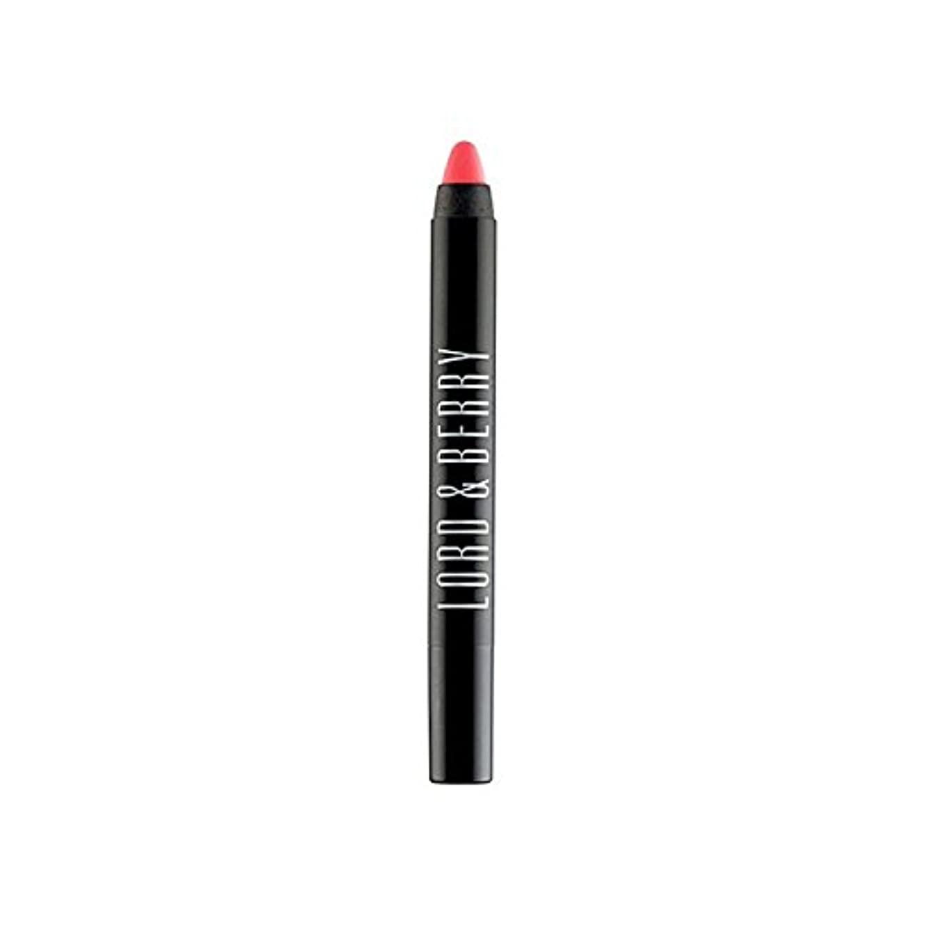 不完全な昇進資本主義Lord & Berry 20100 Matte Lipstick Crayon - 領主&ベリー20100マット口紅クレヨン [並行輸入品]