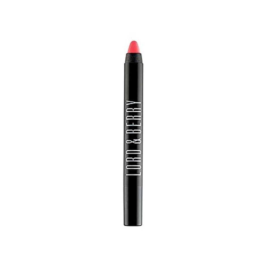 必要ないビリーヒューズLord & Berry 20100 Matte Lipstick Crayon - 領主&ベリー20100マット口紅クレヨン [並行輸入品]