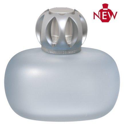 Lampe Berger 4441 Diffuseur de Parfum et Purificateur Verre Sweet Bleu