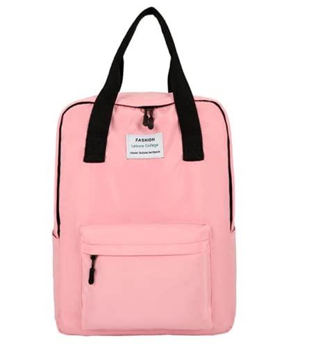 NOERTYB Mochila De Nylon Impermeable Bolsas De La Escuela Bolsas De Viaje Para Las Chicas Adolescentes Bagpack De La Moda Bolso De Las Mujeres