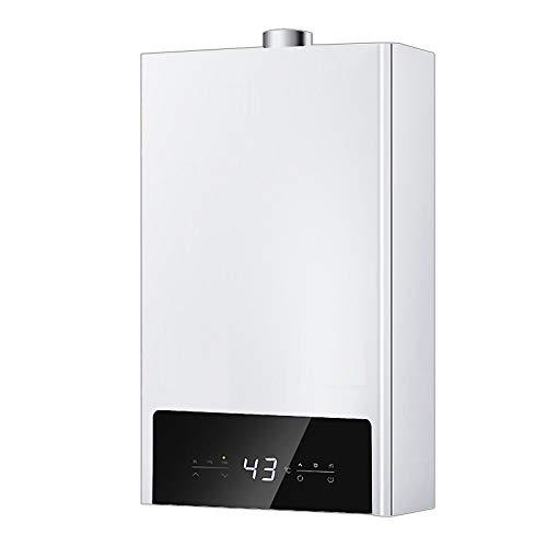 Gaswarmwasserbereiter, Erdgas-Warmwasserkessel, Wand-Warmwasserbereiter zum Heizen und Baden in Innenräumen 20 kW / 24 kW / 26 kW (Size : 24KW)