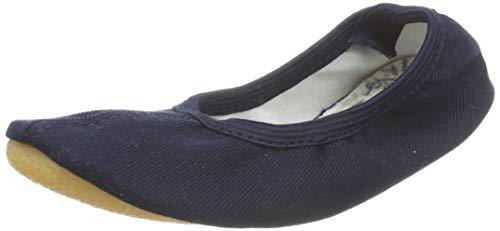 Beck Basic Zapatillas de Gimnasia Unisex Niños, Azul (Dunkelblau 05), 27 EU