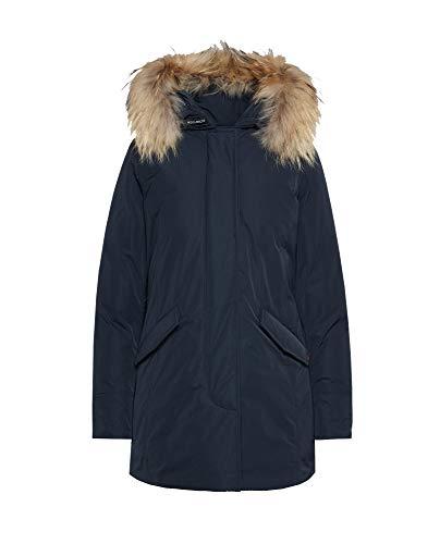 Parka Damen Luxury Arctic Code WWCPS2833-UT0573 Woolrich, Blau X-Small