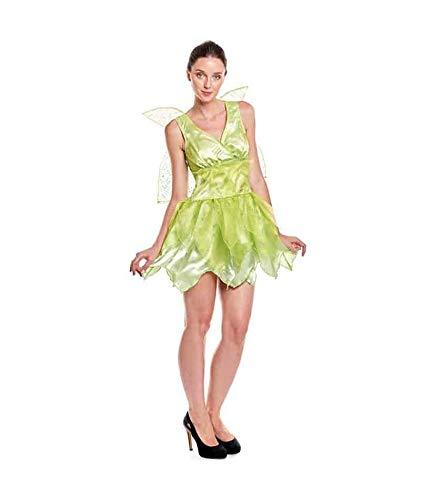 Disfraz Hada Campanilla Niñas Mujer Peter Pan Niño Hombre 【Tallas infantiles Adultos】| Disfraces Carnaval Familia Cuentos Personajes Fantasía