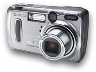 Kodak EasyShare DX 6340 Digitalkamera (3,3 Megapixel)