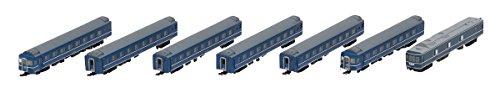 TOMIX Nゲージ 24系25形0番代 特急寝台客車 カニ25 セット 7両 98638 鉄道模型 客車