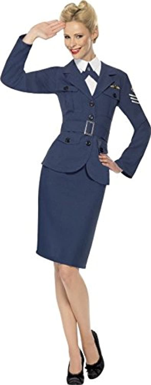IdealWigsNet Ww2 Air Force Female Captain