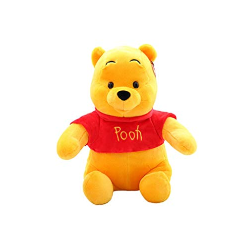 HUOQILIN Winnie de Pooh Winnie de Pooh pop knuffel pop schattige pop gift