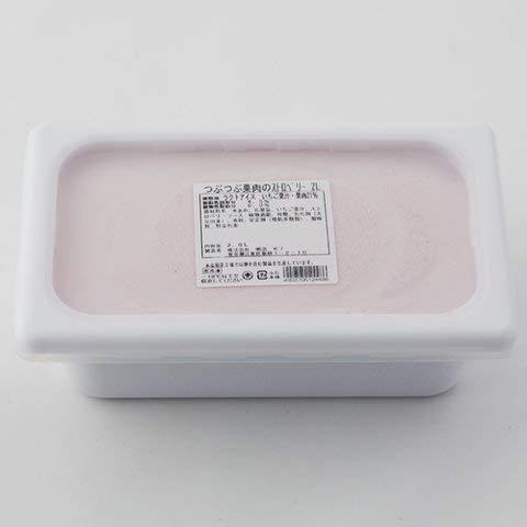 つぶつぶ果肉のストロベリー 2L 【冷凍・冷蔵】 2個
