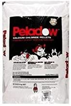 Peladow Calcium Chloride Pellets Snow and Ice Melter, 50 lb.