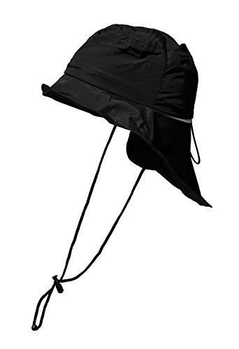 Balke dames heren zuidwester omkeerbare hoed regenhoed hoofddeksel