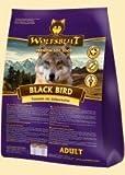 """'Lupo Sangue Black Bird con tacchino """"Confezione risparmio 2X 2kg"""