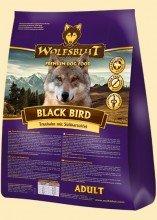 Warnicks Tierfutterservice Wolfsblut Black Bird mit Truthahn und Süßkartoffel SPARPACK 2x2 Kg