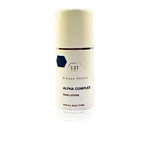 Holy Land Cosmetics Alpha Complex Face Lotion 125ml by Alpha Complex Face Lotion