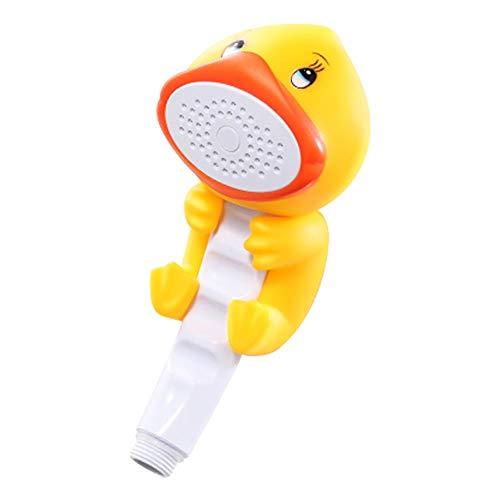 ZMDJ douchekop, drukwaterbesparende draagbare cartoon vorm douchekoppen anti-blokkeren waterbesparende badkamer handheld douchekop voor kinderen