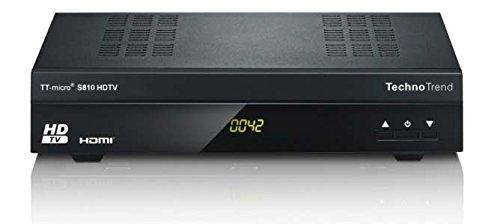 TechnoTrend TT-micro S810 HDTV schwarz DVB-S2 Receiver
