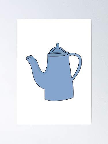 AZSTEEL Teapot Poster