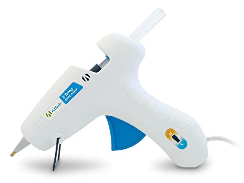 AdTech 0453 2-Temp Dual Temperature Hot Glue Gun Full Size,...