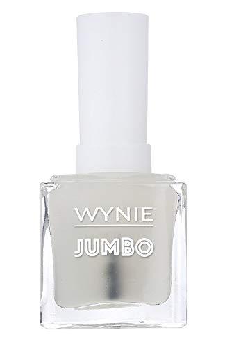WYNIE JUMBO Nail Polish 099 - Mate Top Coat Esmalte de Uñas Secado Rápido Larga Duración Acabado Mate - 15 ml