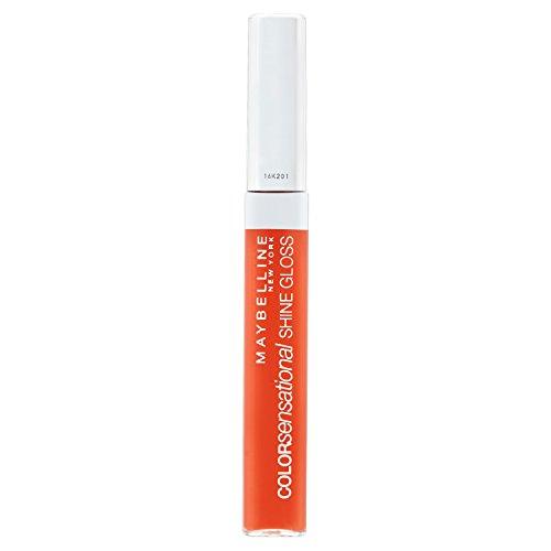 Maybelline - Colour sensational, brillo labial, color 460 naranja eléctrico (6, 8 ml)