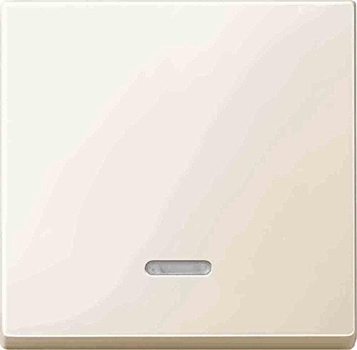 Merten 436044 Wippe mit Kontrollfenster, weiß glänzend, System M