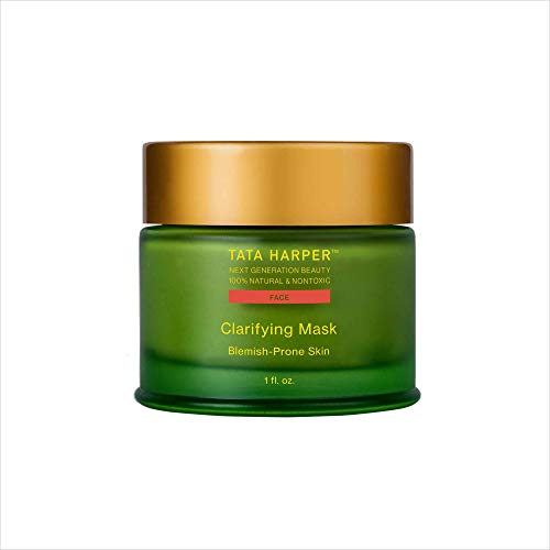 Tata Harper Clarifying Mask | 100% Natural & Non Toxic | Complexion Clearing Face Mask | 1oz