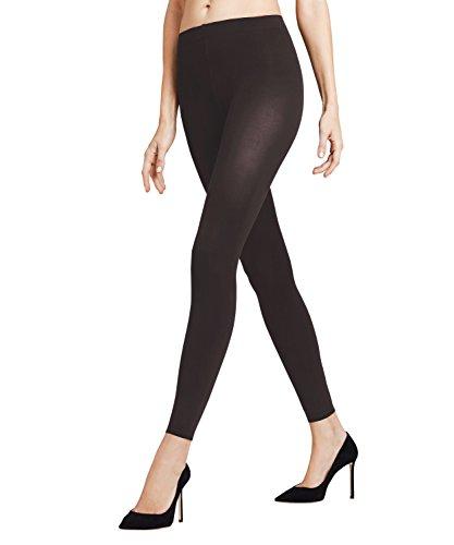 FALKE Vrouwen Pure Matt 100 Leggings - Ondoorzichtig, Mat, Meerdere kleuren, S tot XL, 1 Paar - Warm, ideaal voor winterse zakelijke of casual looks