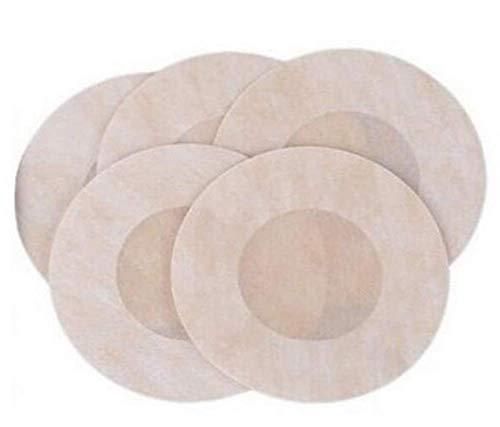 Klebe-BH, selbstklebend, wasserdicht, zum Abkleben der Brustwarzen, für Frauen und Mädchen, 10 Paar