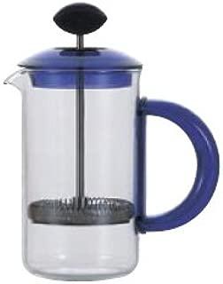 Fratelli Guzzini - Cafetera de émbolo (8 Tazas), Color Azul ...