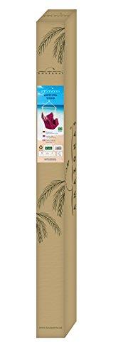 AMAZONAS XL Hängesessel handgefertigt in Brasilien Artista Sand mit Querstab aus FSC Buchenholz 110 cm bis 150kg in Hellbeige - 6