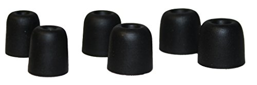 Walker's Silencer GWP-SLCR-VARPK Bluetooth Ear buds Acc. Replacement tips
