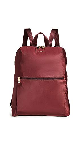 TUMI - Voyageur Just In Case Backpack - Lightweight Foldable Packable Travel Daypack for Women - Cordovan