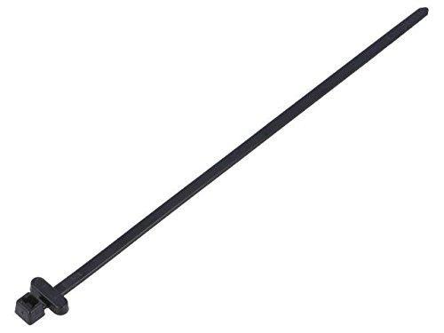 T50RFIDCHA-PA66-BK RFID cable tie L200mm W4.6mm polyamide 225N black