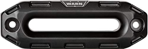 WARN 100655 Seilwinde Zubehör Epic 2,5 cm Fairlead schwarz