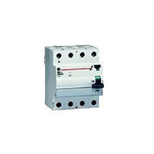 Interruptor diferencial FP A 4P 25A 300mA General Electric 604098 - Cód. HERD604098